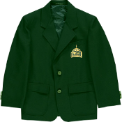 Young Men Blazer ONLY w/Logo